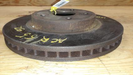 Запчасть тормозной диск передний TOYOTA ESTIMA 2009