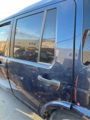 Дверь Land Rover Discovery 4 L319 306DT 2013 задн. лев. (б/у)