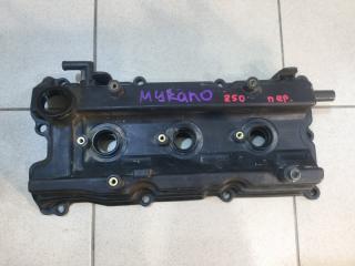 Запчасть крышка головки блока (клапанная) передняя левая Nissan Murano 2004-2008