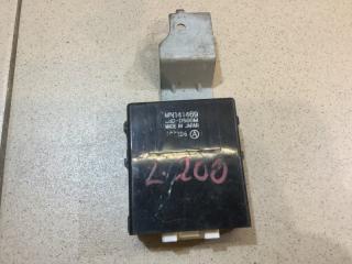 Запчасть блок электронный задний Mitsubishi L200 2006-2016