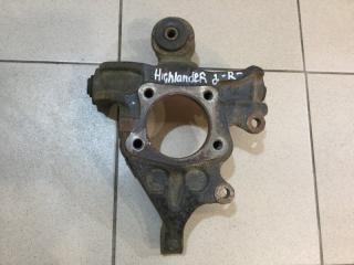 Запчасть поворотный кулак задний правый Toyota Highlander 2007-2013
