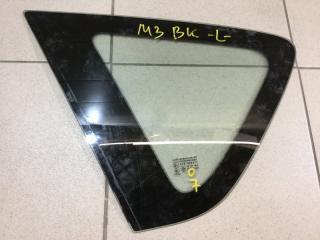 Запчасть стекло кузовное заднее левое Mazda 3 2002-2009