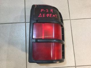 Запчасть фонарь задний задний правый Mitsubishi Pajero 2 1991-2001