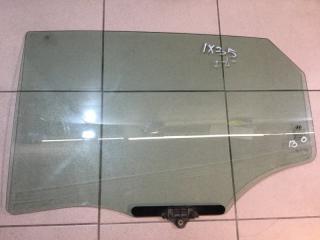 Запчасть стекло двери задней заднее левое Hyundai IX35 2010-2015