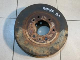 Запчасть тормозной барабан задний Ford Ranger 2012-2015
