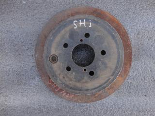 Запчасть диск тормозной задний Subaru Forester 2007-2012