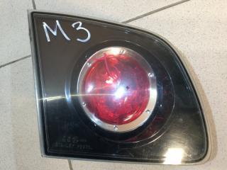 Запчасть фонарь задний задний левый Mazda 3 2002-2009