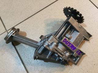 Запчасть насос масляный Renault Duster 2012-2020