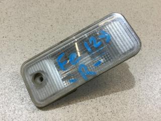 Запчасть фонарь подсветки номера правый Hyundai Santa Fe 2012-2018
