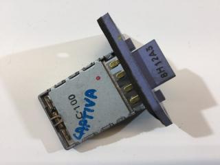 Запчасть резистор отопителя Chevrolet Captiva 2006-2010