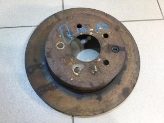 Запчасть диск тормозной задний Nissan Qashqai 2006-2014