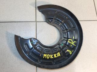 Запчасть щит опорный задний задний правый Opel Mokka 2012>