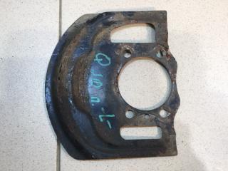 Запчасть пыльник тормозного диска передний левый Nissan Qashqai+2 2008-2014