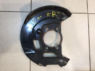 Запчасть пыльник тормозного диска передний правый Nissan Qashqai 2014-2020