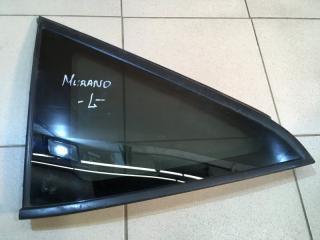 Запчасть стекло кузовное заднее левое Nissan Murano 2004-2008