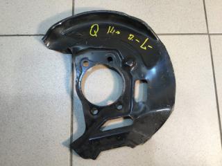 Запчасть пыльник тормозного диска передний левый Nissan Qashqai 2014-