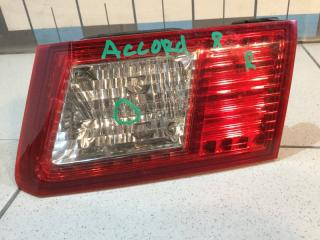 Запчасть фонарь задний внутренний задний правый Honda Accord 8 2008-2015