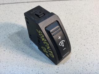Запчасть кнопка освещения панели приборов Kia Sorento 2009-2020