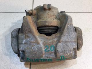 Запчасть суппорт тормозной передний правый Renault Duster 2012-2020