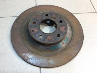 Запчасть диск тормозной задний Mazda CX-5 2012-2017