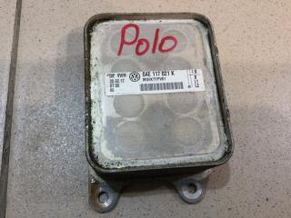 Запчасть радиатор масляный Volkswagen Polo