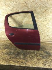 Запчасть дверь задняя правая Peugeot 206