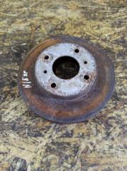 Запчасть тормозной диск передний правый Nissan Almera n16