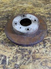 Запчасть тормозной диск передний левый Nissan Almera n16