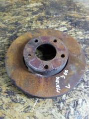Запчасть тормозной диск передний левый mazda 3 BK 2006