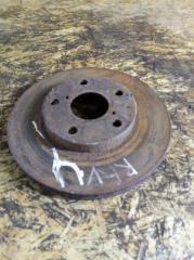 Запчасть тормозной диск передний левый Toyota Rav 4