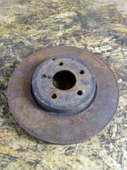 Запчасть тормозной диск передний левый mazda 3 BK