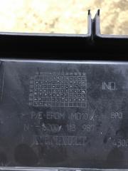 Запчасть накладка на бампер Renault Symbol