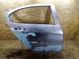Запчасть дверь задняя правая Peugeot 408