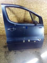 Запчасть дверь передняя правая Peugeot partner 2013