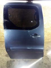Запчасть дверь сдвижная правая Peugeot partner 2013