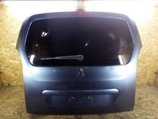 Запчасть крышка багажника Peugeot partner 2013