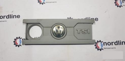 Запчасть накладка кожуха двс Volkswagen Passat B6 2007