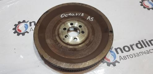 Запчасть маховик Skoda Oktavia A5 2008