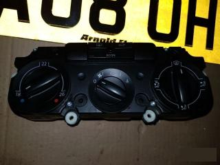 Запчасть блок управления отопителем кондиционером Volkswagen Passat B6 2006