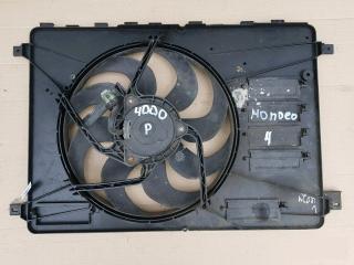 Запчасть вентилятор радиатора Ford Mondeo 4