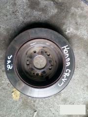 Запчасть тормозной диск задний правый Honda CR-V