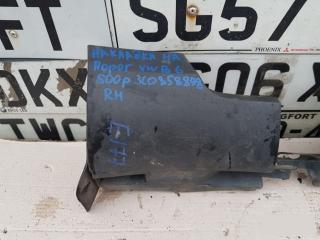 Запчасть накладка порога правая Volkswagen Passat