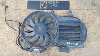 Запчасть вентилятор радиатора Audi A4