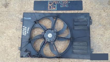 Запчасть вентилятор радиатора Skoda Superb
