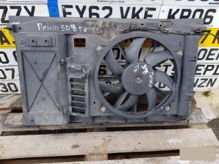 Запчасть вентилятор радиатора Peugeot 308