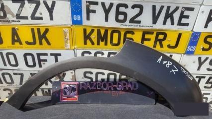 Запчасть накладка крыла задняя Hyundai Tucson