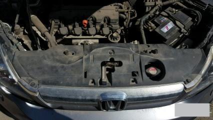 Запчасть накладка замка капота Honda CR-V