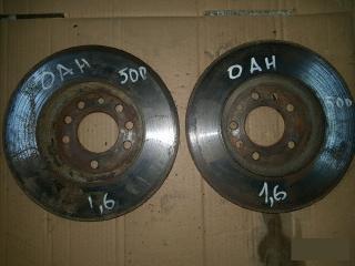 Запчасть тормозной диск Opel Astra