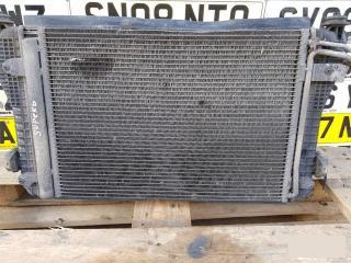 Запчасть радиатор кондиционера Skoda Superb
