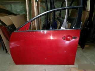Запчасть дверь передняя левая Mazda 6